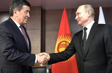 Премьер Кыргызстана поручил остановить резкий рост цен на продукты питания