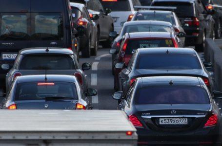 ЦОДД спрогнозировал девятибалльные пробки в Москве