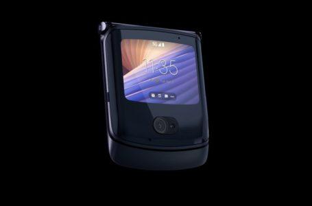 Новая раскладушка от Motorola обойдется в 134 тыс. рублей
