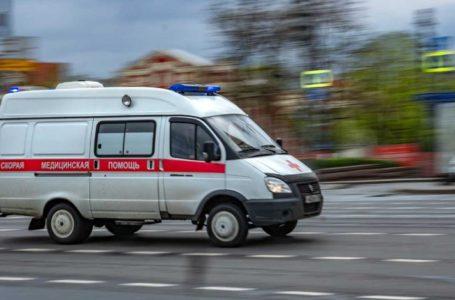 В ДТП с маршруткой в Астраханской области пострадали 10 человек