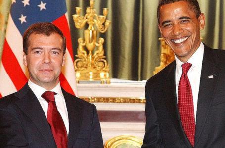 Обама рассказал интересный факт о своих встречах с Медведевым