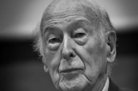 На 95-м году жизни скончался бывший президент Франции Валери Жискар д'Эстен