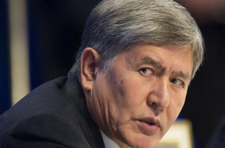 Бывший президент Кыргызстана Атамбаев останется под стражей еще два месяца