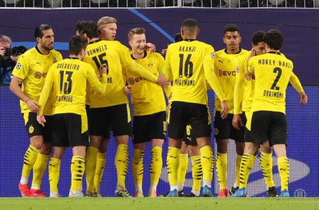 Дортмундская «Боруссия» выиграла Кубок Германии