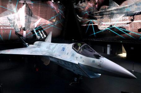 Стали известны характеристики новейшего российского истребителя Checkmate
